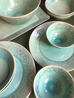 CERAMICA BLUE - CERAMICS AND TABLEWARE SHOP - TAVIRA STONEWARE - PORTUGAL : dinnerware from portugal - pezcame.com